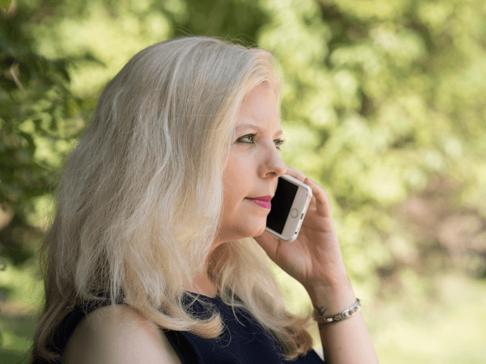 Finding who calls from a private phone number